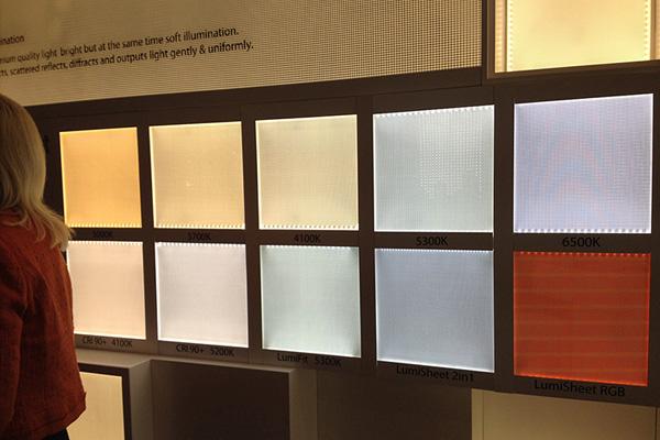 Température de couleur réglable