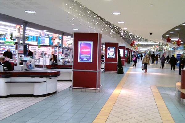 Galerie Commerciale LECLERC